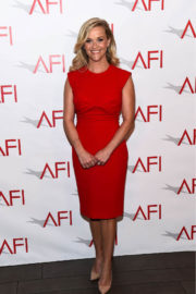 Reese Witherspoon Stills at AFI Awards Luncheon in Los Angeles 2018/01/05