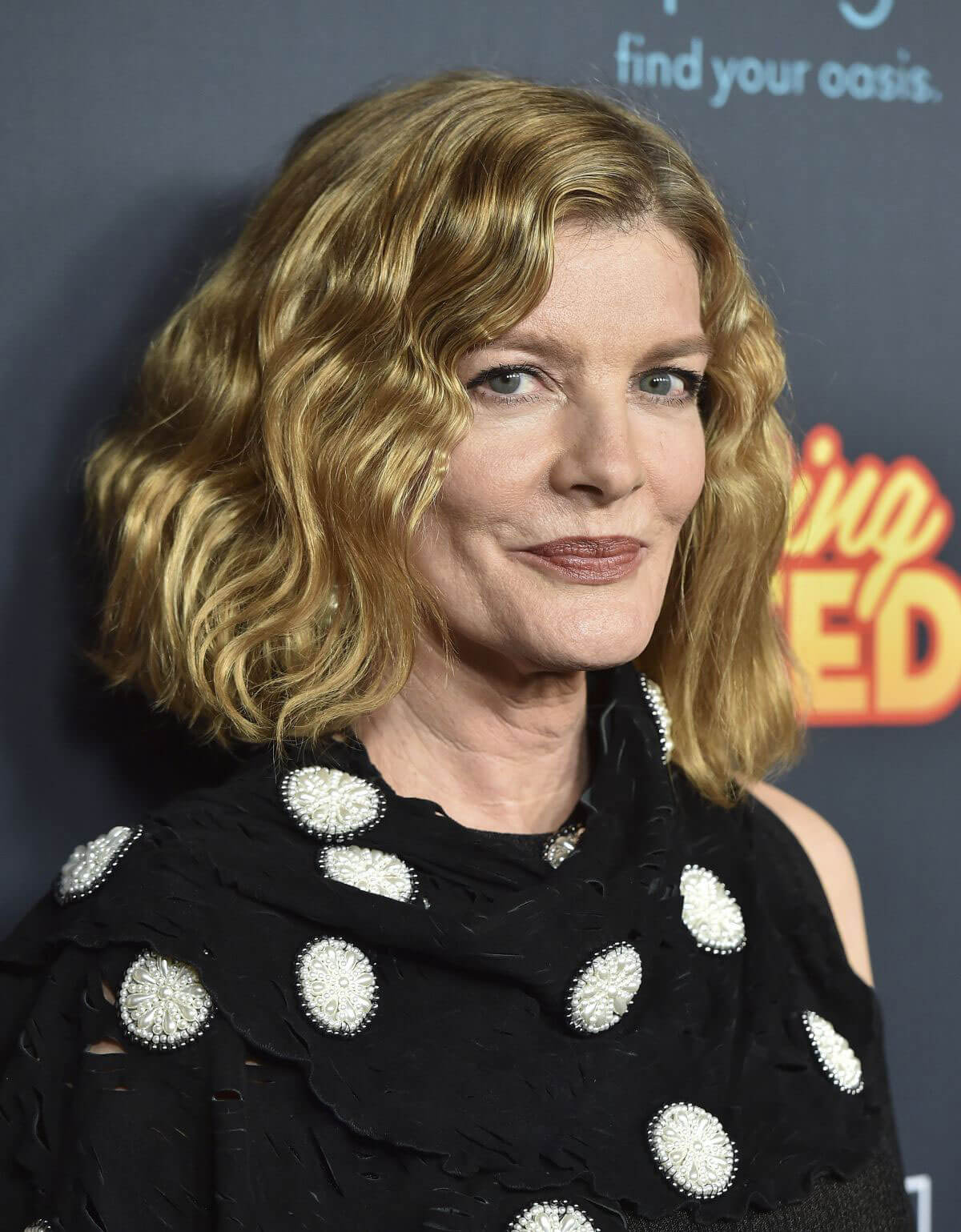 Rene Russo Stills At Just Getting Started Premiere In Los