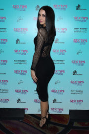 Scheana Shay Stills at Sex Tips for Straight Women From a Gay Man VIP Premiere in Las Vegas 2018/01/11