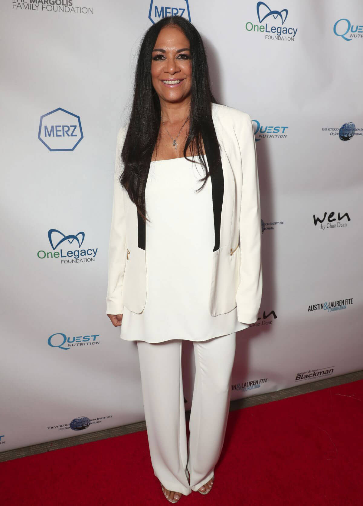 Sheila E. Stills at 10th Annual Carry Gala in Los Angeles 2017/11/17