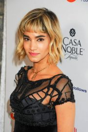 Sofia Boutella Stills at Fred Hollows Foundation Inaugural Fundraising Gala in Los Angeles 2017/11/15