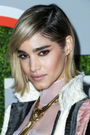 Sofia Boutella Stills at GQ Men of the Year Awards 2017 in Los Angeles 2017/12/07