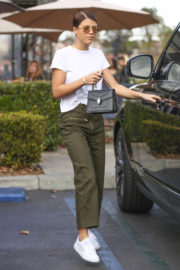 Sofia Richie Stills Out and About in Calabasas 2018/01/02