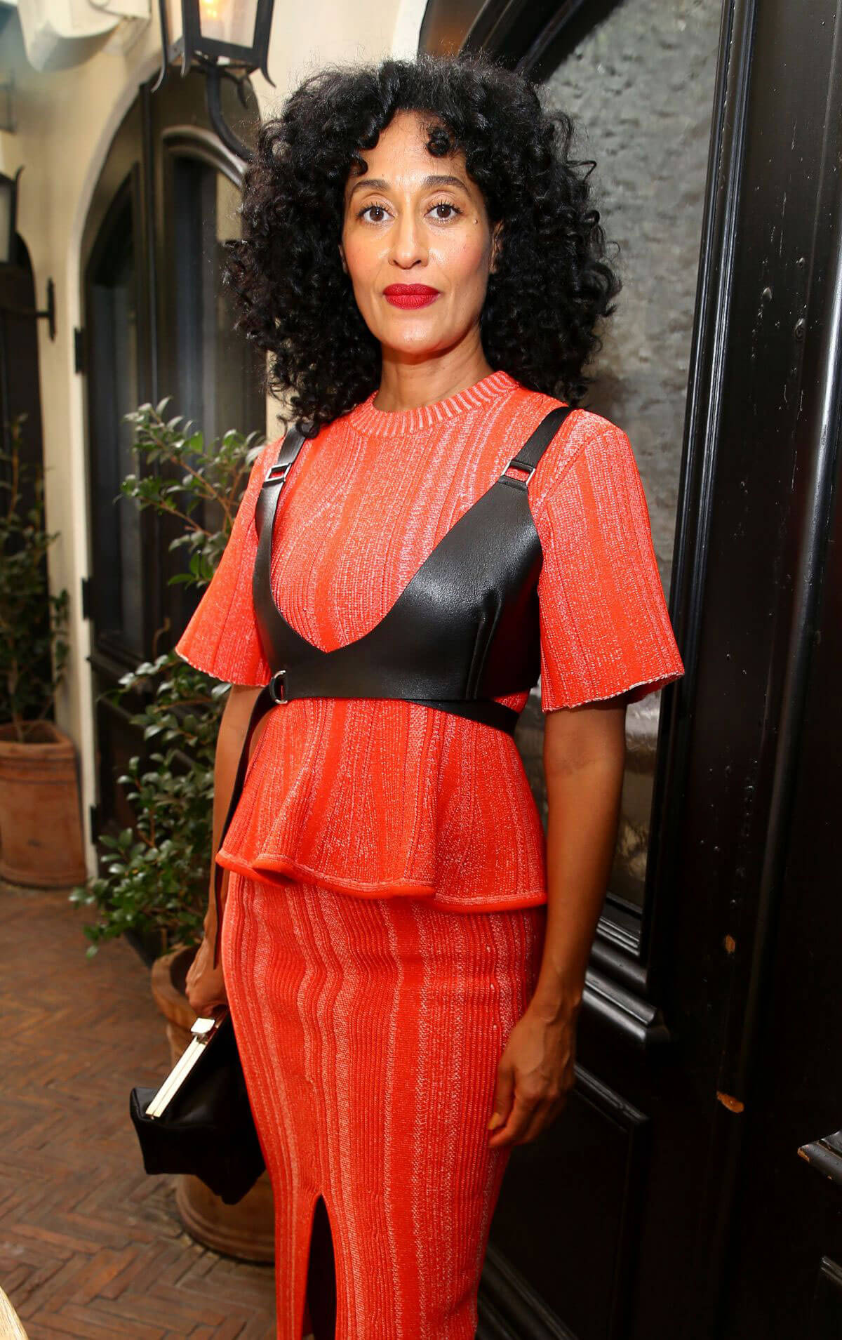 Tracee Ellis Ross Stills at W Magazine's It Girls with Dior in Los Angeles 2018/01/06