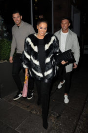 Vicky Pattison Stills Celebrates Her 30th Birthday at Yolo Townhouse in Newcastle 2017/12/30