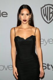 Adria Arjona Stills at Instyle and Warner Bros Golden Globes After-party in Los Angeles 2018/01/07