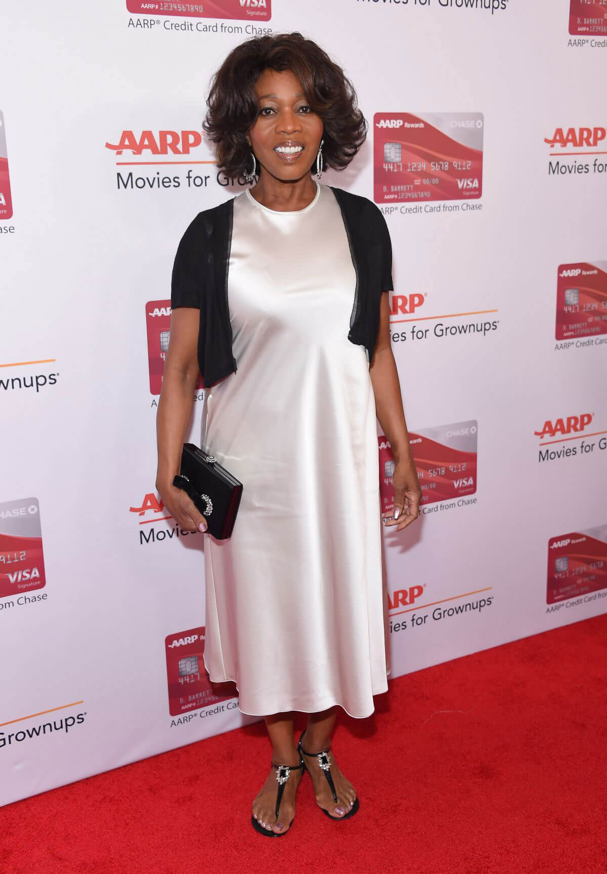 Alfre Woodard Stills at Aarp Magazine's Movies for Grownups Awards in Los Angeles 2018/02/05