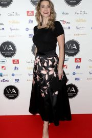 Alice Fearn Stills at Whatsonstage Awards in London 2018/02/25