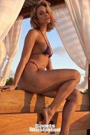 Allie Ayers Stills in Sports Illustrated Swimsuit 2018 Issue