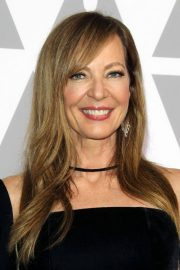 Allison Janney Stills at 90th Annual Oscars Nominees Luncheon in Beverly Hills 2018/02/05