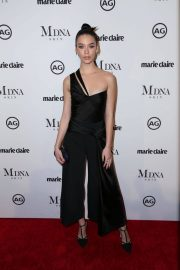 Amanda Steele Stills at Marie Claire Image Makers Awards in Los Angeles 2018/01/11