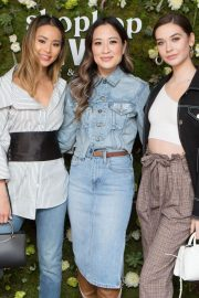 Amanda Steele Stills at Shopbop + Levi's Made & Crafted Exclusive Capsule Collection Launch in Los Angeles 2018/02/22
