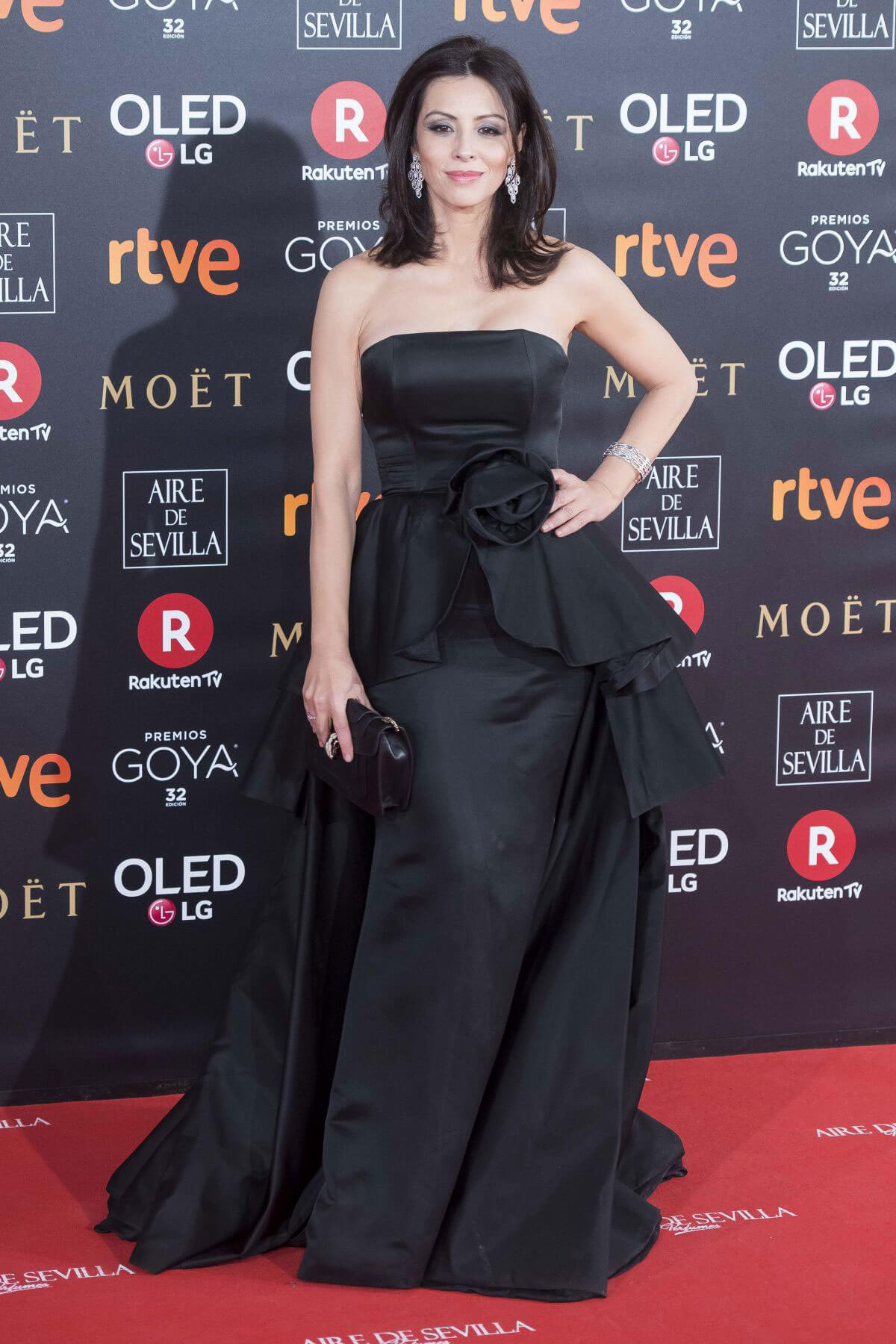 Ana Alvarez Stills at 32nd Goya Awards in Madrid 2018/02/03