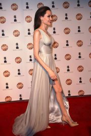 Angelina Jolie Stills at 45th Annual Annie Awards in Los Angeles 2018/02/03