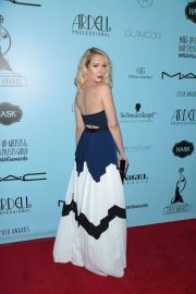 Anna Camp Stills at 2018 Make-up Artists and Hair Stylists Guild Awards in Los Angeles 2018/02/24