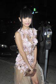 Bai Ling Stills at Craig's Restaurant in West Hollywood 2018/02/08