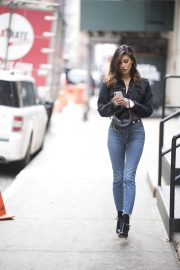 Belen Rodriguez Stills Out and About in New York 2018/02/01