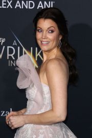 Bellamy Young Stills at A Wrinkle in Time Premiere in Los Angeles 2018/02/26
