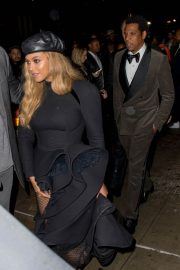 Beyonce and JAY-Z Stills at Catch Restaurant in New York 2018/01/28