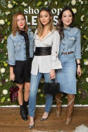 Brittany Snow Stills at Shopbop + Levi's Made & Crafted Exclusive Capsule Collection Launch in Los Angeles 2018/02/22