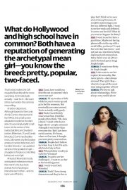 Camila Mendes Stills for Cosmopolitan Magazine, February 2018