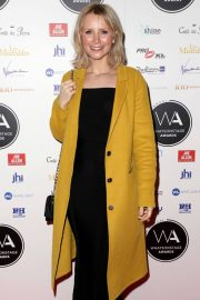 Carley Stenson Stills at Whatsonstage Awards in London 2018/02/25