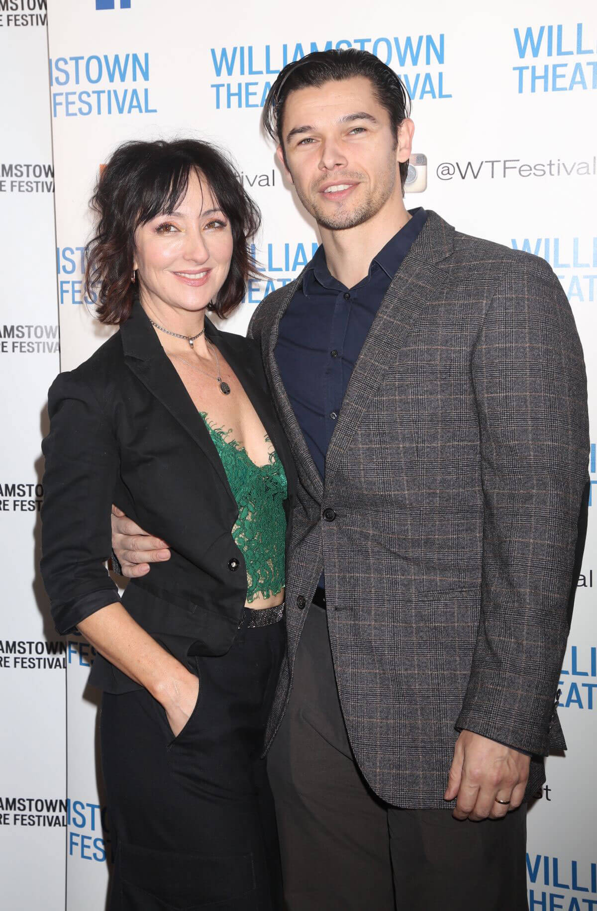 Carmen Cusack Stills at Williamstown Theatre Festival Gala 2018 at Tao Downtown 2018/02/06