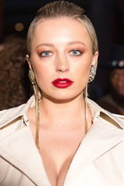 Caroline Vreeland Stills at Marc Jacobs Fashion Show at NYFW in New York 2018/02/14