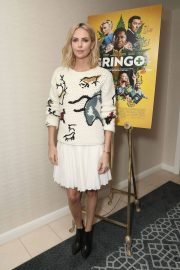 Charlize Theron Stills at Gringo Photocall in Los Angeles 2018/02/24
