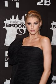 Charlotte McKinney Stills at First We Take Brooklyn Premiere in New York 2018/02/07