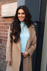 Cheryl Cole Stills Arrives at Prince's Trust Cheryl's Trust in Newcastle 2018/02/20