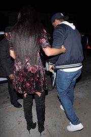 Ciara and Russell Wilson Stills at Catch LA in West Hollywood 2018/02/09
