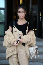 Cindy Kimberly Stills Arrives at Her Hotel in Milan 2018/02/24