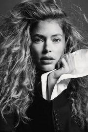 Doutzen Kroes Poses for i-D Magazine, Spring 2018 Issue