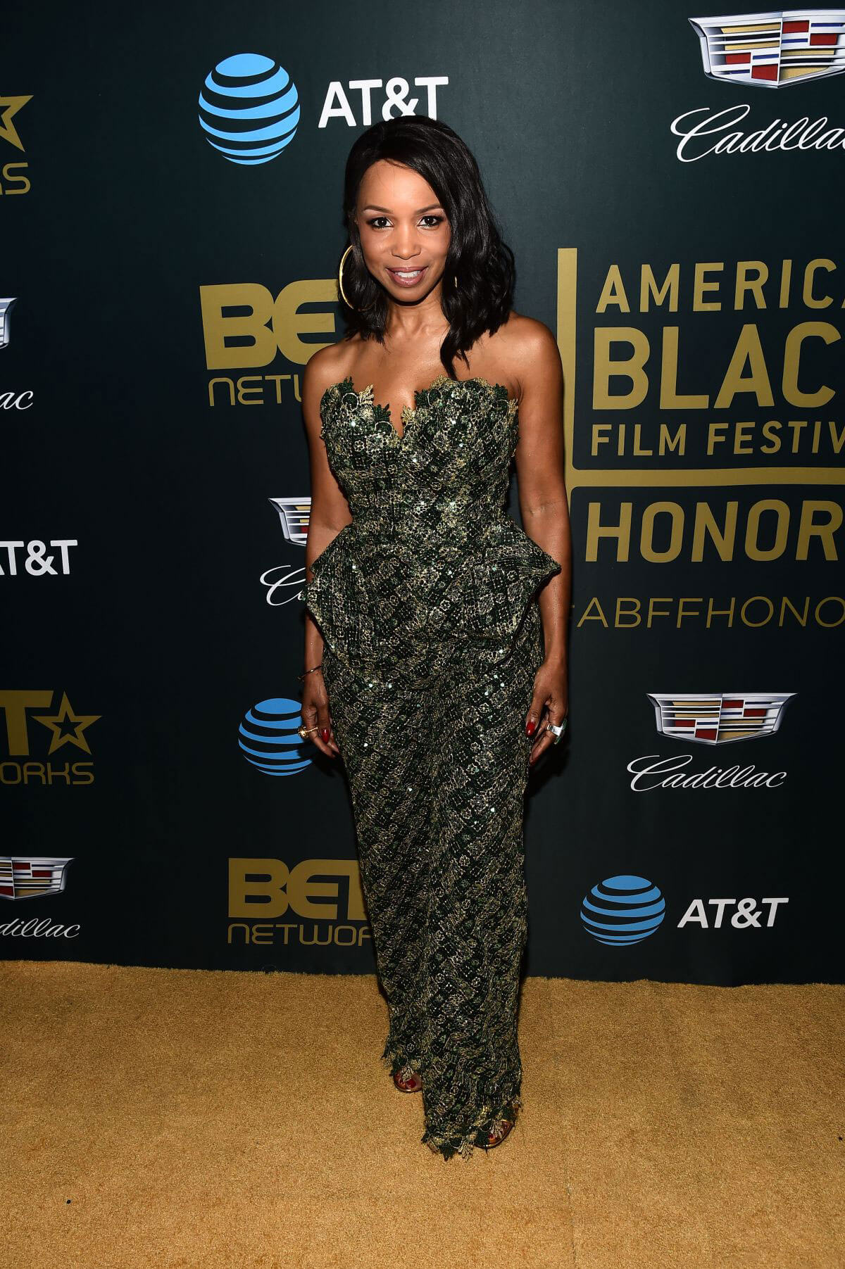Elise Neal Stills at American Black Film Festival in Los Angeles 2018/02/25