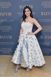 Emeraude Toubia Stills at Top Costume Designers & Nominees of 20th CDGA in Hollywood 2018/02/17