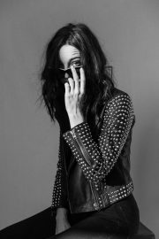 Emma Dumont Poses for Anonymous Society January 2018 Issue