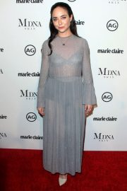 Erin Flaherty Stills at Marie Claire Image Makers Awards in Los Angeles 2018/01/11