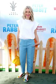 Ever Carradine Stills at Peter Rabbit Premiere in Los Angeles 2018/02/03
