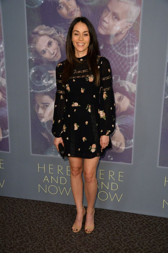 Fernanda Andrade Stills at Here and Now Premiere in Los Angeles 2018/02/05
