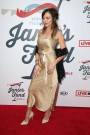 Francesca Eastwood Stills at Steven Tyler and Live Nation Presents Inaugural Janie's Fund Gala and Grammy 2018/01/28
