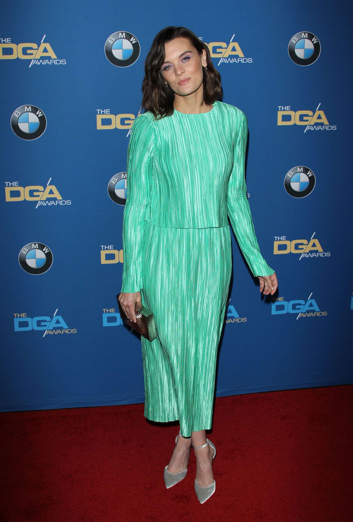 Frankie Shaw Stills at 2018 Directors Guild Awards in Los Angeles 2018/02/03