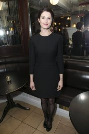 Gemma Arterton Stills at Long Days Journey into Night Play After-party in London 2018/02/06