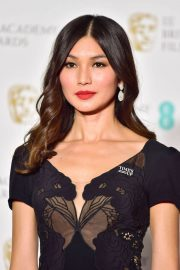 Gemma Chan Stills at BAFTA Film Awards 2018 in London 2018/02/18