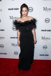 Gideon Adlon Stills at Marie Claire Image Makers Awards in Los Angeles 2018/01/11