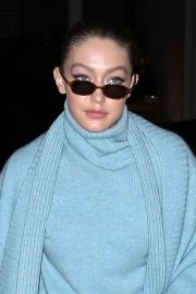 Gigi Hadid Stills Out and About in New York 2018/02/06