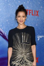 Gugu Mbatha-Raw Stills at Irreplaceable You Special Screening in New York 2018/02/08