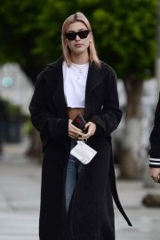 Hailey Baldwin Stills Out and About in New York 2018/01/09