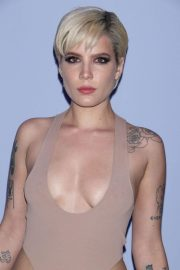 Halsey Stills at Dior Collection Launch Party at Spring/Summer 2018 New York Fashion Week 2018/02/06
