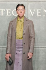 Hannah Bronfman Stills at Bottega Veneta Show at New York Fashion Week 2018/02/09